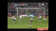 18.02 Манчестър Юнайтед - Фулъм 3:0 Пол Скоулс Гол