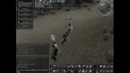 Lineage 2 Ghost Hunter. (official version)