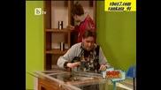 Много Смях В Студиото На Гази Сутрин с Хвани Цолова - Пълна Лудница - 06.02.2010 г