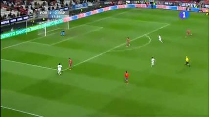 Невероятно !! Португалия се подигра с Испанския Шампион