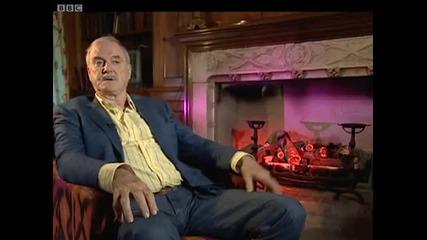 Създаването на Fawlty Towers - Интервю с Джон Клиийс!!!