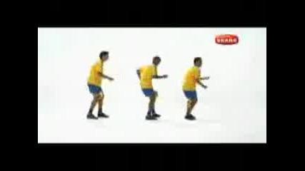 Робиньо neymar и ganso