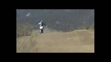 Honda Crf250cc - Motocross Bike Test