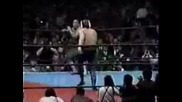 AJPW Ricky Steamboat vs. Tiger Mask II 1989