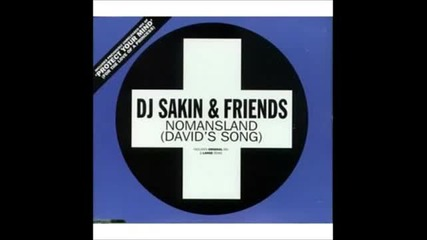 Dj Sakin _ Friends - Nomansland (david_s Song) (lange Remix)
