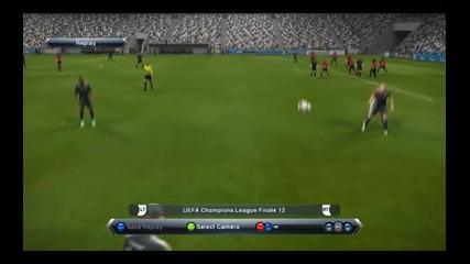 Pes 2013 Goal Battle #1 Mario Gomez vs Clint Dempsey!