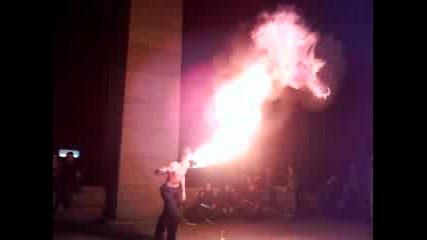 Хелоуин В Бургас 2008