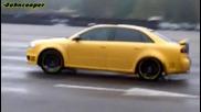Audi Rs4 откача