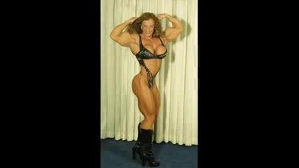 Жени Bodybuilder-ки