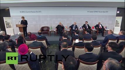 Russia: BRICS must