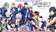 Kitakore - Thrive Moons ( B Project performing kodou Ambitious opening )