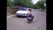 Мини Моторче