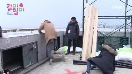 [킬미힐미] 자살지원자 요섭이와 리진이의 촬영 현장