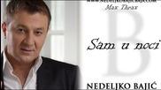 Nedeljko Bajic Baja - 2014 - Sam u noci (hq) (bg sub)