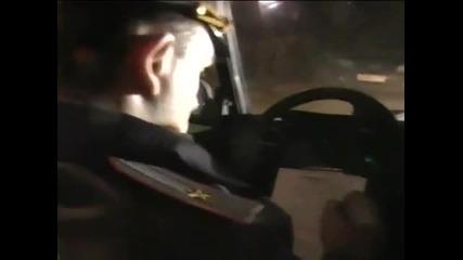 Руски полицай джиткат Counter Strike докато са на работа