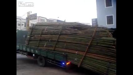 Професионално управление на камион