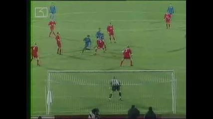 Levski 2 - 2 Liverpool Много Добри Попадения На Левски Срещу Liverpool !