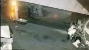 Камера за видеонаблюдение засне пиянски побой и грабеж