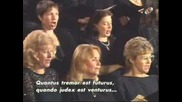 W. A . Мozart - Requiem In Re Minore - Dies Irae