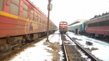 Кпв 20223 заминава от Гара София.