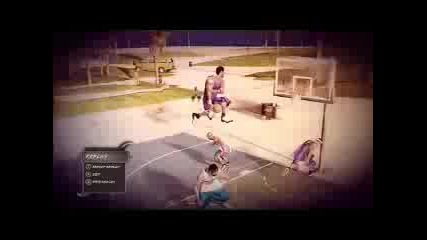 Nba Street Homecount - Луди Забивки
