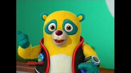 Специален агент Осо - Детски сериен анимационен филм Бг Аудио Епизод 22
