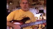 Slap Bass - Уроци по бас китара - За начинаещи