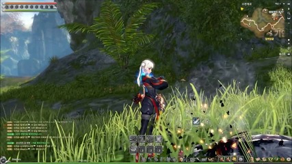 Blade & Soul Online Low Level Questing
