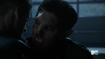 Teen Wolf Season 5 Episode 10 Season Finale + bg sub