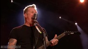 Металика в София Metallica in Sofia Sonisphere Hit The Lights 22 June 2010 професионален запис