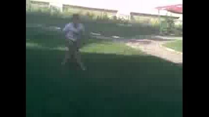 rundat i zadno salto