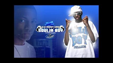 New!!!soulja Boy - Kiss Me Thru The Phone