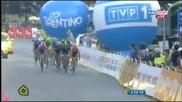 Диего Улиси спечели първият етап от колоездачната обиколка на Полша 2013