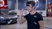 Космически очила: Бъдещето на разширената реалност!