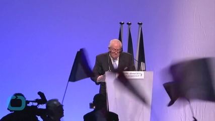France's Jean-Marie Le Pen to Create New Political Group