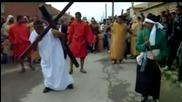 Isus Vaskresi Senka selo Samyilovo 2014 video