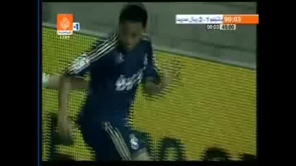 01.03 Рекреативо - Реал Мадрид 2:3 Робиньо Победен гол