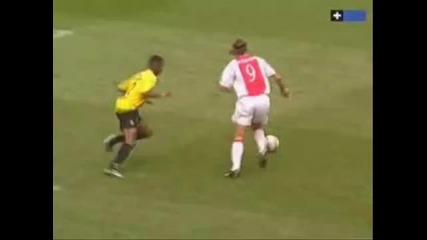 Zlatan Ibrahimovic is Magic...