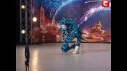 Много смях в Украйна търси талант. Много смешен Танц
