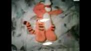 Георите от Мечо Пух като плюшени играчки