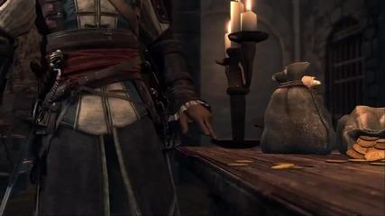 Edward Kenway Story Trailer Assassin's Creed 4 Black Flag