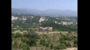 Lacs de Rila3 Moussala Monastere de Rila, Rozhen, Melnik