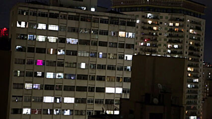 Brazil: Sao Paulo residents stage pot-banging protest against Bolsonaro from their balconies