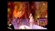 Beyonce World Music Awards Full Performance-Ring the alarm/Deja Vu