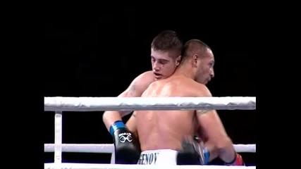 Спас Генов загуби в последната Нощ на професионалния бокс