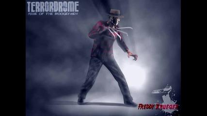 Terrordrome Characters