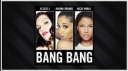 Премиера! Jessie J, Ariana Grande, Nicki Minaj - Bang Bang | Cd-rip