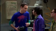The Big Bang Theory - Season 2, Episode 12 | Теория за големия взрив - Сезон 2, Епизод 12