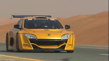 [1080p] Renault Mеgane R.s. в Сахара