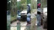 Джипове с Голями гуми 4x4